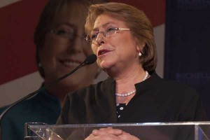 CHILE-PRIMARY-ELECTION-BACHELET
