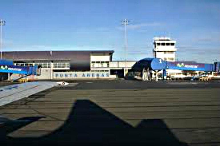 aeropuerto p arenas