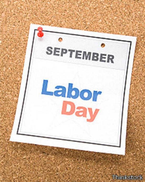 En EE.UU. el Día del Trabajo es el primer lunes de septiembre.