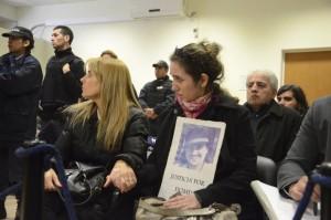 Carolina Gayá, la última pareja de Domingo Expósito Moreno y única testigo del asesinato nunca bajó los brazos para pedir justicia a pesar de que los meses pasaban sin novedades en la investigación.