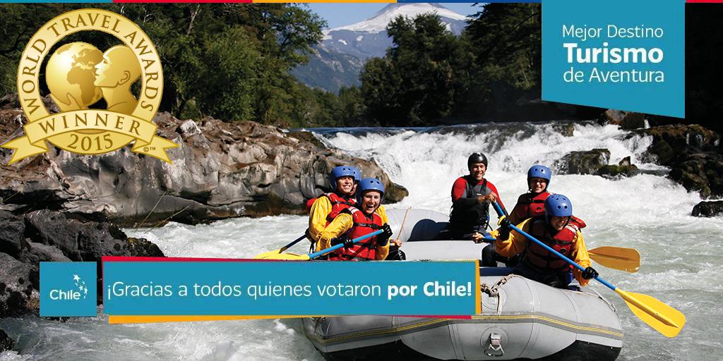 37420a6b02522 Premian a Chile como el mejor destino de turismo aventura – El ...