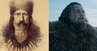Hugh Glass / Leonardo DiCaprio en The Revenant