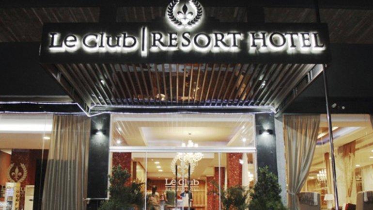 En este hotel fue detenido Jorge Chueco (Leclub)