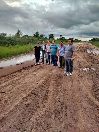 fotos-ruta-diputados-Cambiemos-denuncian_CLAIMA20160411_0235_17
