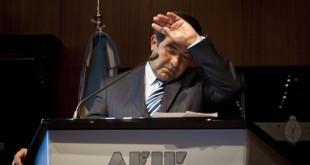Ricardo Echegaray sigue acumulando dolores de cabeza en el Poder Judicial