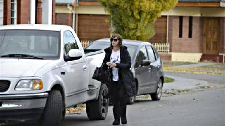 Luciana Báez, la hija mayor del empresario, quedó al frente de Austral.