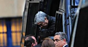 Cada vez más solo. Lazaro Baez lleva detenido 47 días
