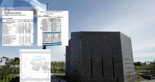 OBRAS Y MILLONES. El mausoleo Néstor Kirchner, en la mira.