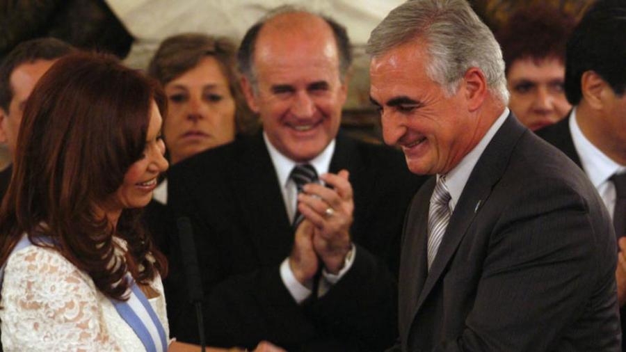 CFK- José Granero