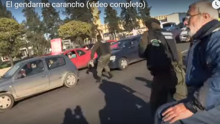 gendarme carancho1