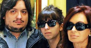 El juez Ercolini ordenó al Banco Central identificar todas las cuentas de la familia Kirchner. | Foto: Cedoc