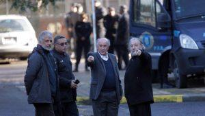 """Oscar Parrilli, al frente de un """"grupo de avanzada"""" para custodiar a Cristina Kirchner en Comodoro Py"""