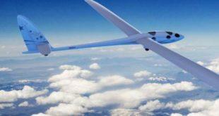 La misión Perlan II intentará superar los 27.000 metros de altura con un planeador. perlanproject.org