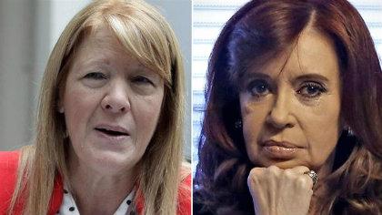 Margarita Stolbizer es una de las principales denunciantes contra Cristina Kirchner.