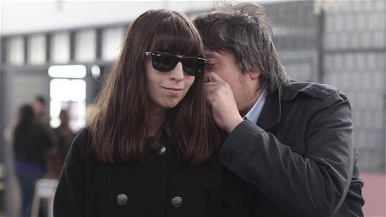 Los hijos de la ex presidenta, Florencia y Máximo Kirchner